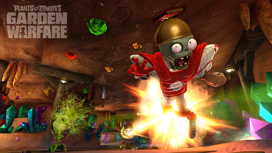 Скриншот Plants vs. Zombies™ Garden Warfare №3