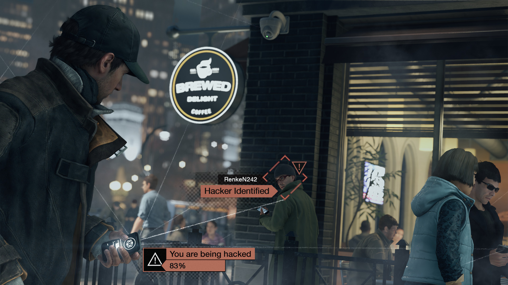Скриншот Watch_Dogs™ №3