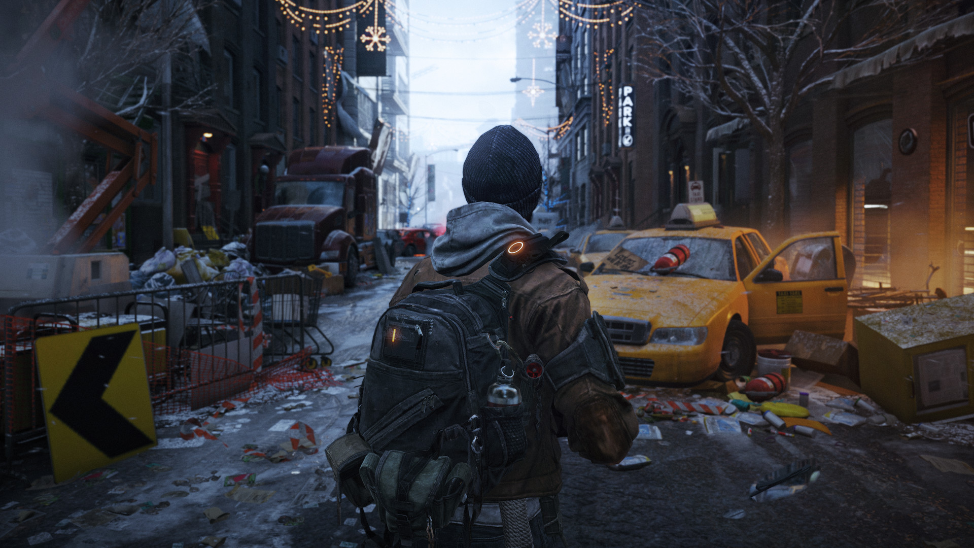 Скриншот Tom Clancy's The Division™ №1